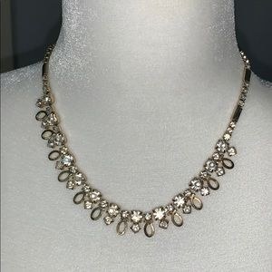 Vintage Emmons Rhinestone Necklace